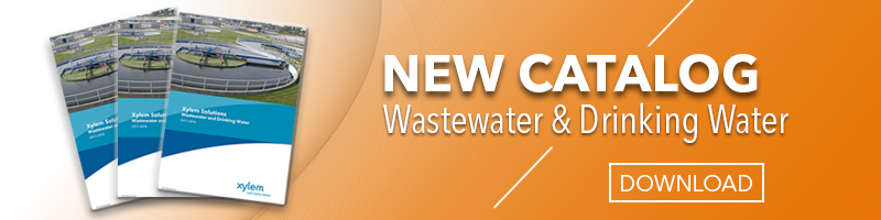 Xylem Analytics Wastewater and Drinking Water Catalog (2017-2018)