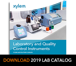 Donwload 2019 Xylem Analytics Lab Catalog